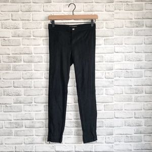 NWT Banana Republic Faux Suede Pants